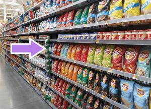 supermarkt chips
