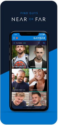gaydar app