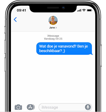 imessage text