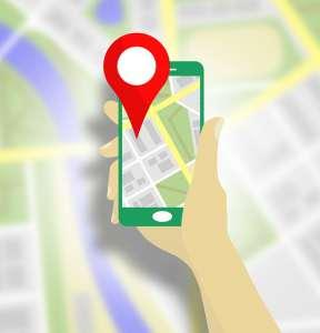navigatie locatie