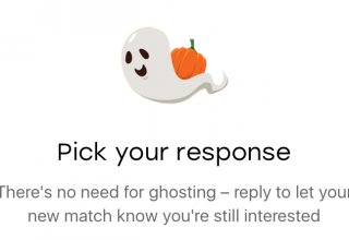 Dating sites ghosting