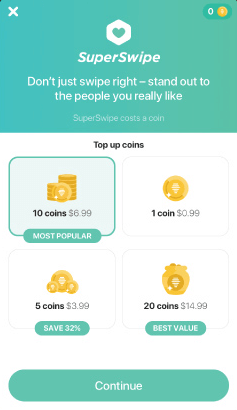 superswipe betalen