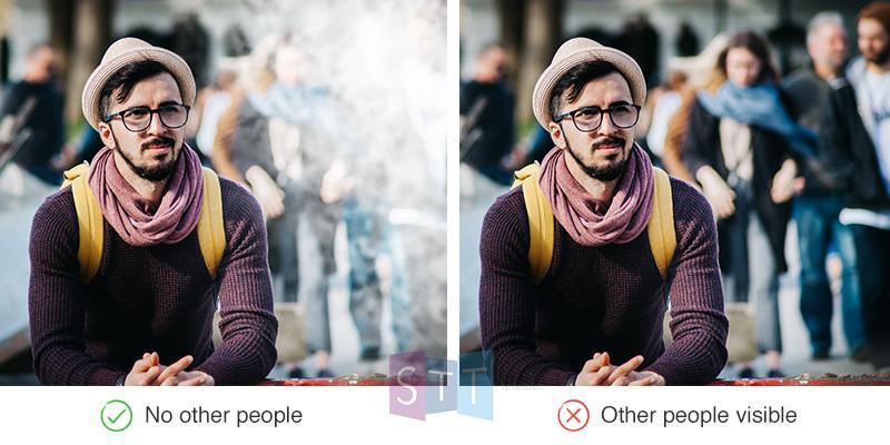achtergrond mensen foto