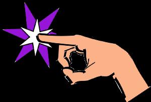 aanraking hand