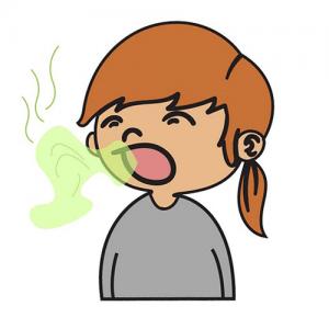 slechte adem geur