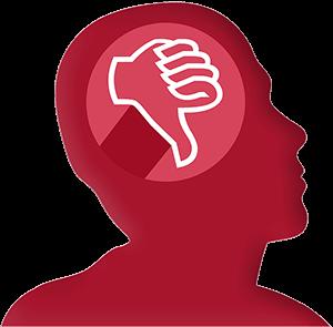 afwijzing kritiek