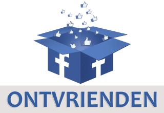 facebook vriend verwijderen