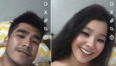 snapchat gender-swap filter
