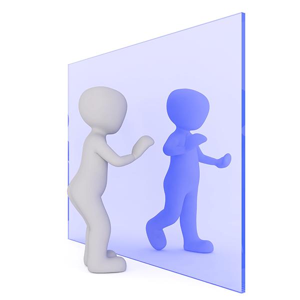 spiegel beeld