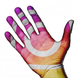 insta hand