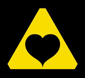 waarschuwing liefde