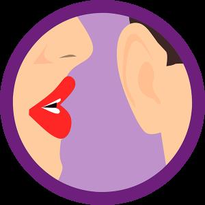 oor praten