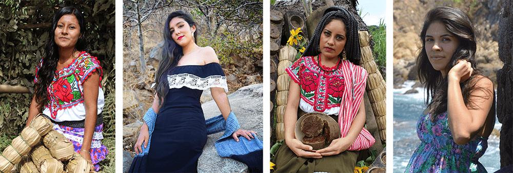 mexicaanse vrouwen