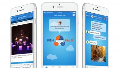 pen pals app