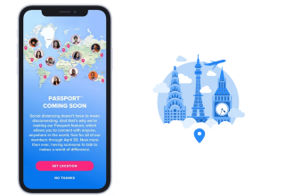 tinder paspoort