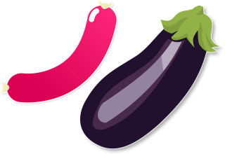 aubergine worst