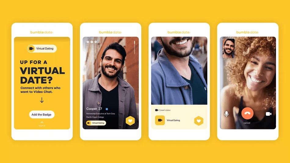 bumble virtual dating
