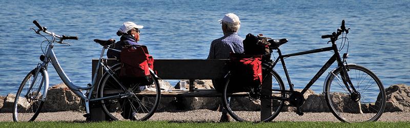 fiets ouderen