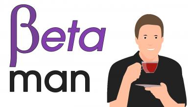 beta man