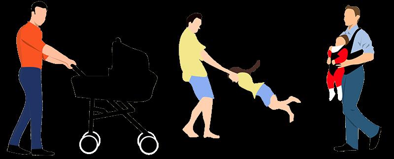vaders mannen