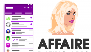 affaire dating apps