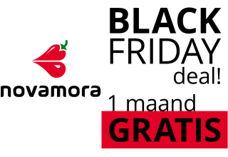 novamora black friday