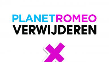 planet romeo verwijderen