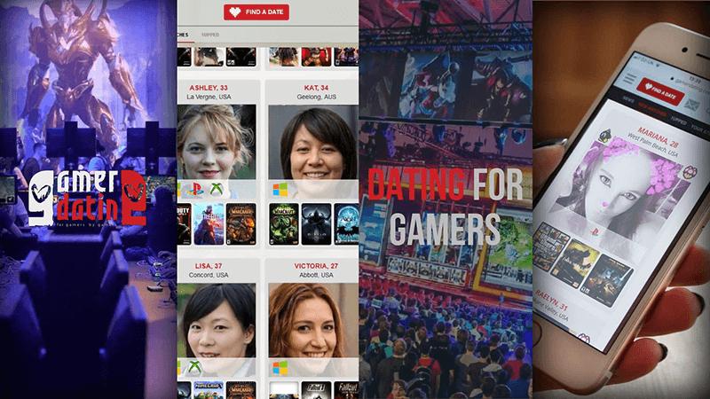 GamerDating website