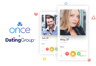 once dating group