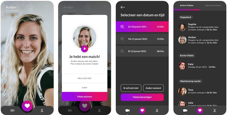 vidate app