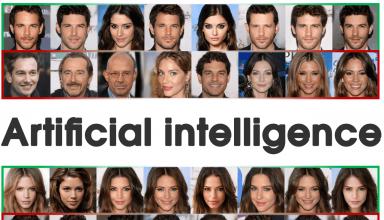 AI gezichten onderzoek