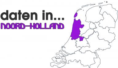 daten noord-holland