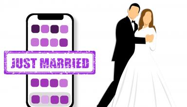 trouwen app