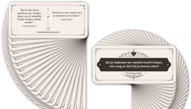 the dating cards