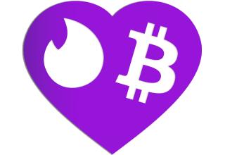 bitcoin tinder
