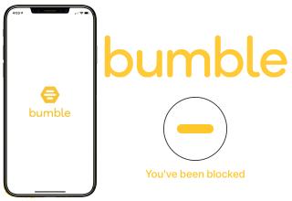 bumble blocked